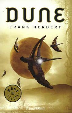 """EL LIBRO DEL DÍA: """"Dune"""", de Frank Herbert.    ¿Lo has leído? ¿Quieres ayudarnos a que las personas que visitan la web se hagan una idea del mismo? Entra en el siguiente enlace, puntúa y comenta el libro: http://www.quelibroleo.com/dune ¡Muchas gracias! 27-1-2013"""