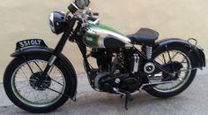 Moto BSA B 33 500
