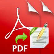 PDF to Text – Utilitiy App For iOS [Premium] - Whether it is a computer, a mobile, or an ebook reader - PDFs can be read on almost every device. When it comes to editing, the process turns complex. Most of the times people  have to convert PDF documents into text format, and edit it . But, it is not a process that could have been done on any device until now. An iOS app named PDF to Text, developed by Xu Jianwei, can convert your PDF files into text files. Hence, you can now edit PDF…