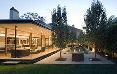 Catt Architects - Poolside House