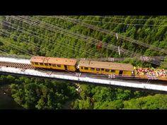 Latour, Villefranche, Panorama, Film, Train, Tourism, Landscapes, Hobbies