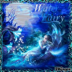 Water Fairy fantasy!