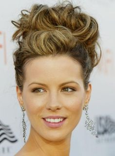 Fabulous Messy Bun Hairstyles Messy Buns And Bun Hairstyles On Pinterest Short Hairstyles Gunalazisus