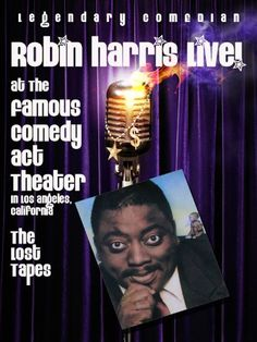 Robin Harris - Live At The Famous Comedy Act Theater: The Lost Tapes: Unavailable: Amazon Instant Video
