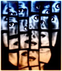 Bipolar Disorder painting, amazing representation