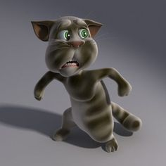 Play with Talking tom with best friend