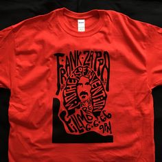 MOI motherf*^ker #zappa #frankzappa #tshirts