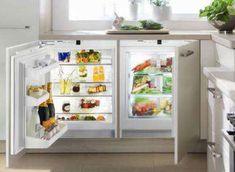 Réfrigérateur UIK 1620 et congélateur UIG 1313 de Liebherr