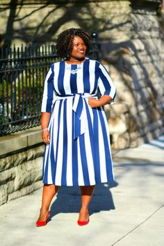 Grown and Curvy Woman Blog - Modest Fashion in Sizes S-3X by Dainty Jewell's
