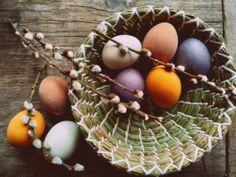Ostara - Frühlingstag,- und Nachtgleiche Plant Parts, Mother Earth, Food Coloring, Happy Easter