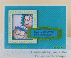 paper card & stamps: Annabelle Stamps Sketch challenge