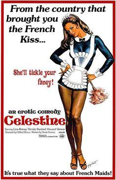 Celestine - 1974 (Lina Romay, Pamela Stanford, Nadine Pascal, Anna Gladysek & Catherine Lafferière)