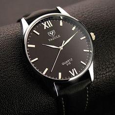 29649b731ac YAZOLE Quartz Watch Men 2016 Top Brand Luxury Famous Wristwatch Male Clock  Wrist Watch Hodinky Quartz