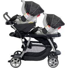 Not Just Any Double Stroller Will Work For Twins Here