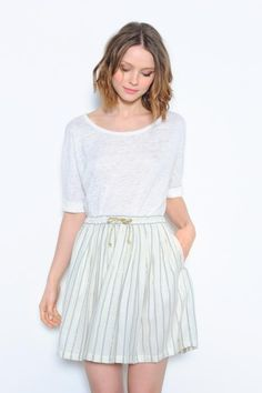Des Petits Hauts Kolilou skirt - A great range of Des Petits Hauts Kolilou Skirt from Blue Saffron Walden , independent fashion boutique and home of elegant ladies wear.