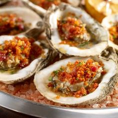 Chargrilled Gulf Oysters with Bacon-Anchovy Butter // Gulf Coast Seafood
