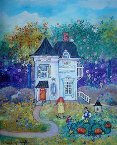 Little Witch by Marit Björnegran