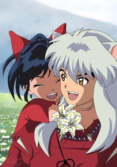 Inuyasha Memes, Inuyasha Fan Art, Inuyasha And Sesshomaru, Kagome Higurashi, Período Sengoku, Seshomaru Y Rin, Arte Sailor Moon, Sailor Venus, Sailor Mars