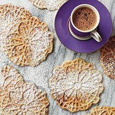 Pizzelles Recipe | MyRecipes.com