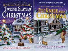 Christmas Tree Farm Mystery Book Series) by Jacqueline Frost Christmas Tree Farm, Christmas Themes, Christmas Holidays, Christmas Ornaments, Holiday Decor, Cozy Mysteries, Mystery Books, Book Series, Frost