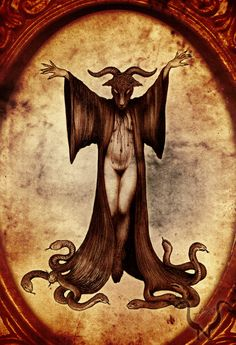 Baphomet - really love this one