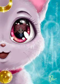 riaxa:  By Pillara            Luna, Artemis & Diana ♥