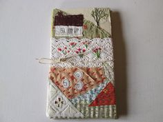 sue forey fibre art: Hand made books and journals