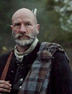 "Graham McTavish in Outlander on Starz | Episode 104 ""The Gathering"" via http://www.springfieldspringfield.co.uk/view-screencaps.php?tv-show=outlander-2014&episode=s01e04"