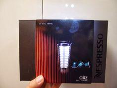[네스프레소(nespresso) 최초의 더블월 트래블 머그(double wall travel mug) - 시티즈 콜렉션(citiz collection)]