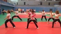 Clases de wushu, Tai Chi y Chi Kung en Villaviciosa de ódon | Tai Chi, Wushu y Chikung en Madrid