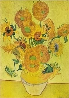 """Van gogh, paintings"