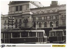 1988 Plzeň, Divadlo J.K.Tyla. Foto Pavel Dolejš.