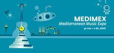 #Medimex la Fiera delle musiche del Mediterraneo arriva anche su #pinterest