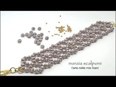Delicate Sparkles Necklace Tutorial - YouTube