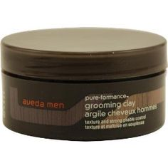 Aveda Mens Pure-Formance Grooming Clay, 2.6-Ounce Jar. This is THE best hair product I've ever used and lasts forever.