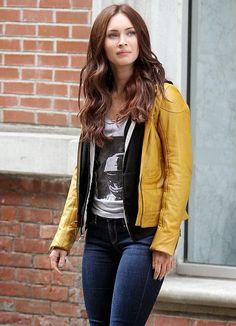Megan Fox in the movie Teenage Mutant Ninja Turtles 9/20