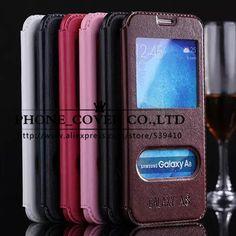 3.99$  Buy here - Luxury Book style flip leather Case cover for Samsung Galaxy A3 A5 A7 A8 E5 E7 J1 J3 J5 J7 NOTE 5 7 S7 S7 edge 2016 skin funda   #buymethat
