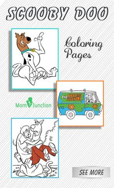 Even after years, kids still love to watch the television series, Scooby Doo. Here we introduce 20 free printable scooby doo coloring pages that are popular with the kids.