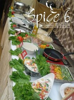 Blendspice6 is one of the best caterers in Delhi NCR. which deliver top variety, taste & freshness of an worldwide class!