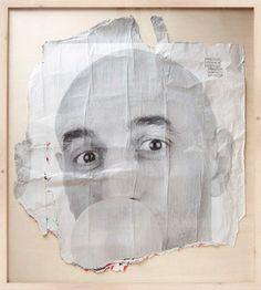 """La Theca Gallery di Lugano (Via Pessina 13), fino al 31 agosto propone """"Carlo Buzzi: antologia pubblica (1990-2013)"""". Una personale dell'artista che"""