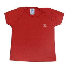 Pulla Bulla Baby classic tshirt ages 1218 Months Red *** For more information, visit image link.