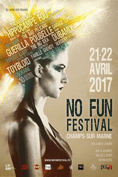 21-22/04/2017 : No Fun Festival