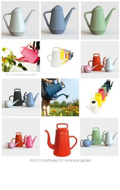 Musthaves Xala Watering can: Lungo - Butler and Bowli