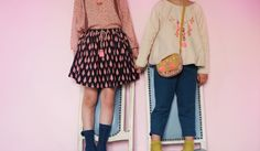 Collection FILLE hiver16