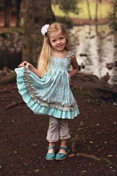 Create Kids Couture - Seyla's Sundress