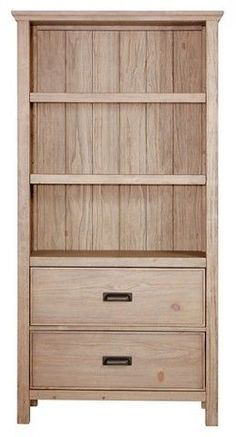 Threshold Gilford Bookcase with Drawers
