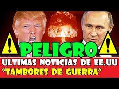 """Ultimas Noticias de EE.UU, """"Rusia y EE.UU Se Amenazan"""" Noticias Importantes de Hoy Julio 2017. - YouTube"""