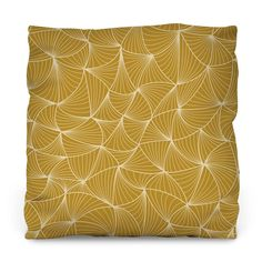 Outdoor Throw Pillows from WallsNeedLove | lifestyle