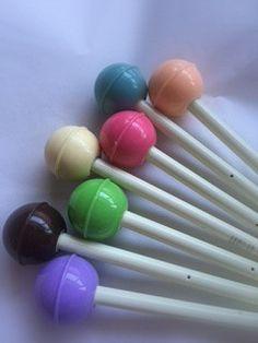 Lollipop Fine Tip Gel Pen | MIMO Pencil Case Shop