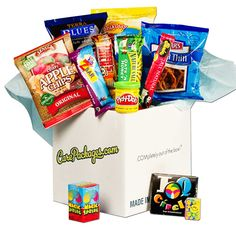Not Just For College Students But Great Way To Send Gifts Family Friends Who Live Far